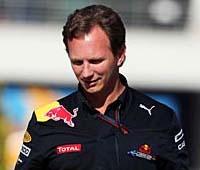 Horner nega favorecimento da Red Bull a Vettel