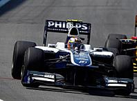 f1 williams 2010