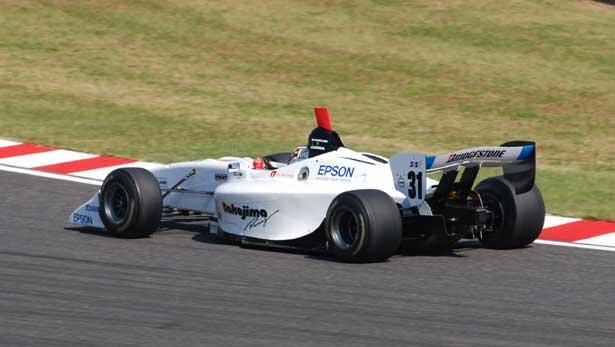 Daisuke Nakajima - Formula Nippon