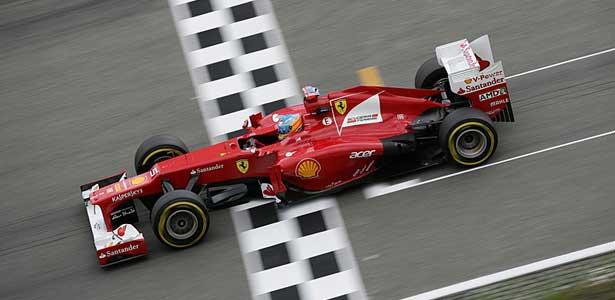 Fernando Alonso - Hockenheim 2012