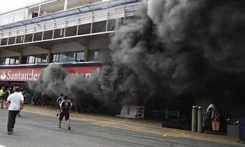 F112-gp-espanha-incendio-garagem-williams350