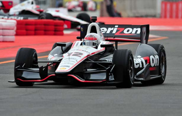 Will Power - Indy 2012