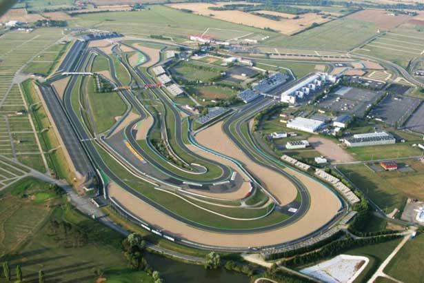 Circuito de Magny-Cours, França
