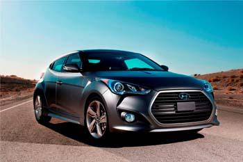 Carros de rua – Hyundai apresenta Veloster com novo motor ...