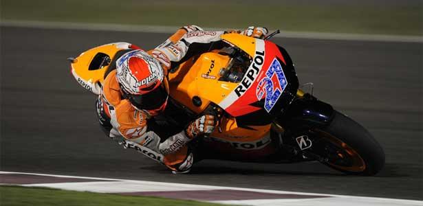 Pilotos e Equipes da MotoGP 2012