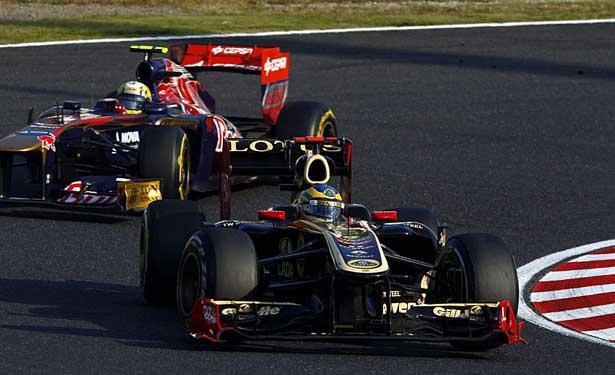 Bruno Senna em Suzuka