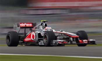 F1 – Button ainda tem esperanças de lutar pelo título de 2011