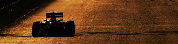 Horários das Corridas de Formula 1