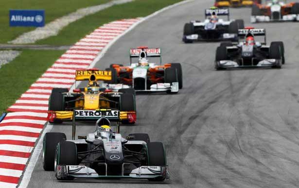 GP da Malásia em Sepang