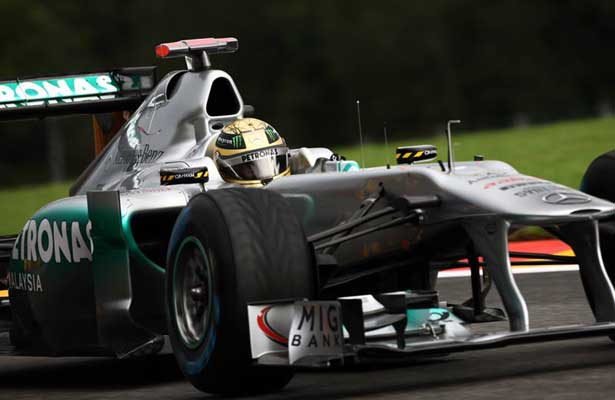 Berger diz que a Mercedes precisa cumprir suas promessas na ...