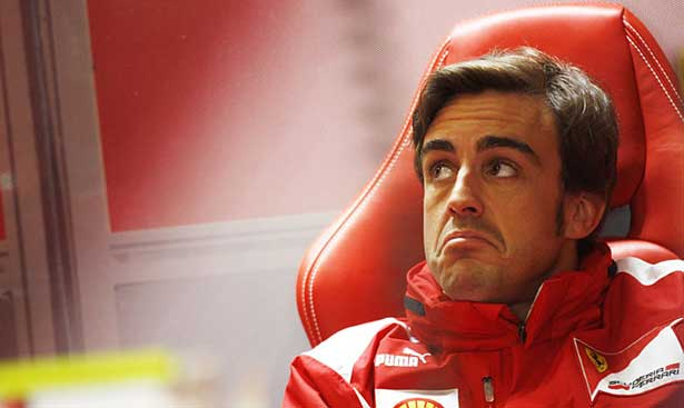Fernando Alonso - Silverstone 2012