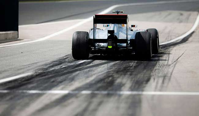 Lewis Hamilton - Hungria 2012
