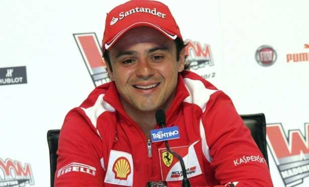 Felipe Massa em Madonna di Campiglio