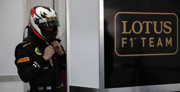 Raikkonen afirma que não esperava retornar à Formula 1