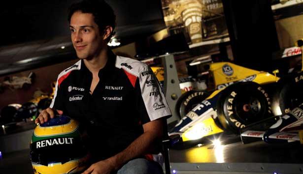 Bruno Senna - Williams F1