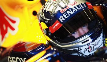 Sebastian Vettel - Red Bull 2012