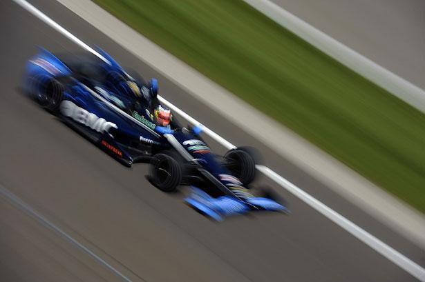 Rubens Barrichello em Indianapolis