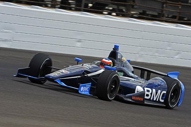Rubens Barrichello - Indy 2012