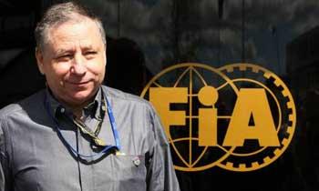 Jean Todt - presidente da FIA