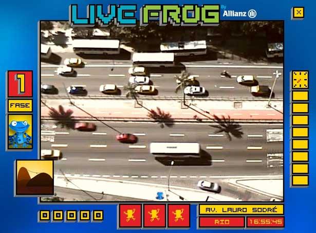 Allianz Live Frog - Rio