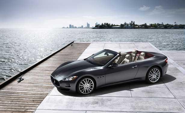 Pechincha! Maserati com desconto…
