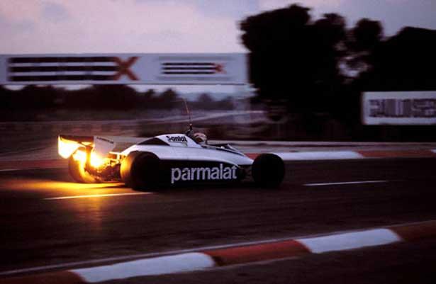 Nelson Piquet Brabham BT52