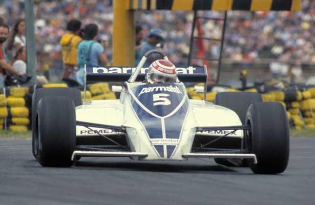 Nelson Piquet - Brabham BT49