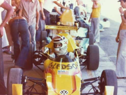 Piquet na Formula Super V