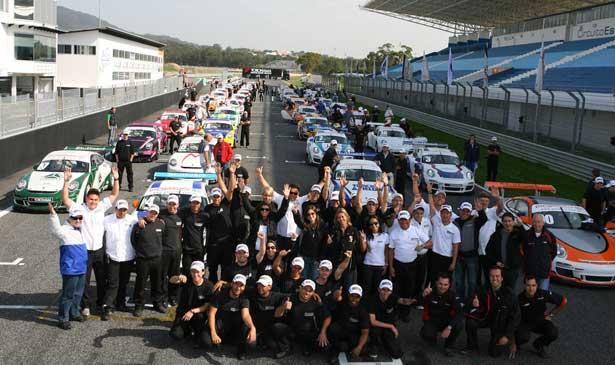 Porsche GT3 Cup Challenge Brasil