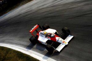 Ayrton Senna em Monza 1988