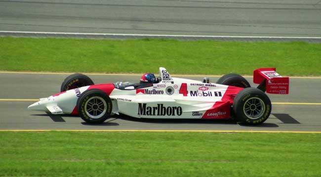 Emerson Fittipaldi - Penske 1993