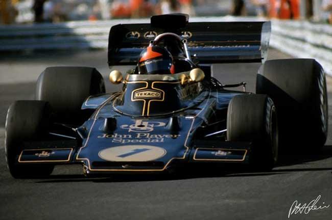Emerson Fittipaldi - Monaco 1973