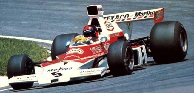 Emerson vence GP do Brasil pela segunda vez em 1974