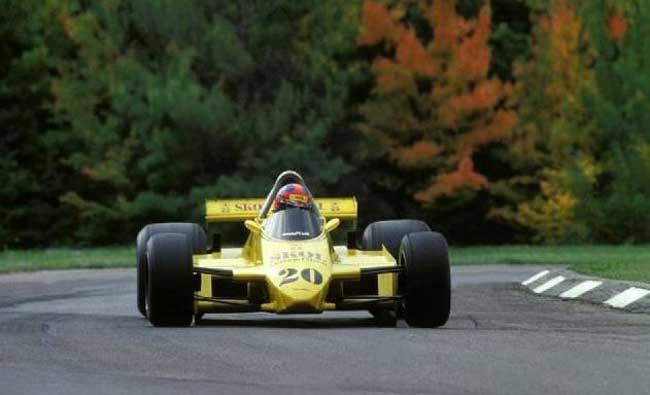 Watkins Glen 1980 - A última corrida de Emerson na F1