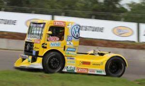 Felipe Giaffone na F-Truck