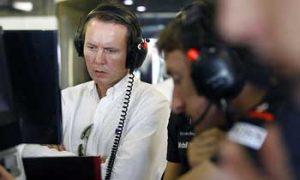 Sam Michael - McLaren F1