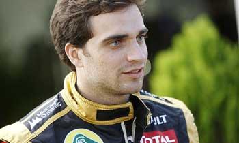 F1 Jerome d'Ambrosio
