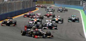 GP da Europa em Valencia
