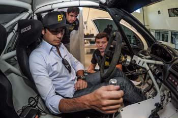Nelsinho Piquet em 2012