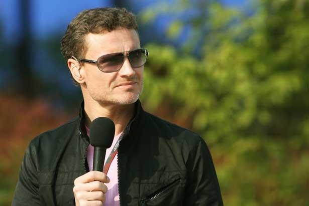 David Coulthard - 2012