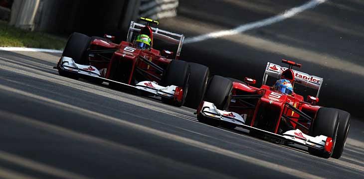 Ferrari em 2012