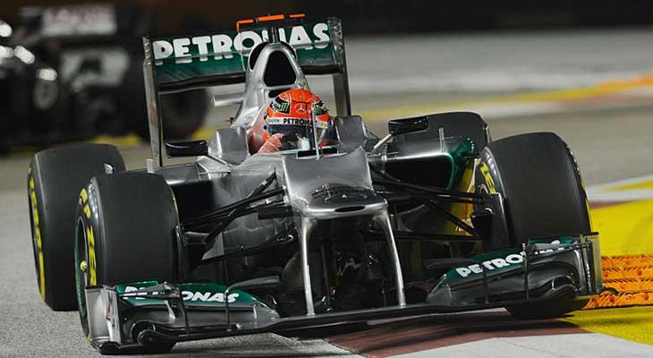 GP de Singapura de F1, Marina Bay em 2012 - by autoracing.com.br