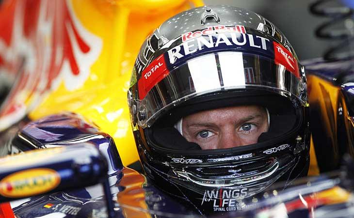 F1 – Vettel vence o GP de Cingapura