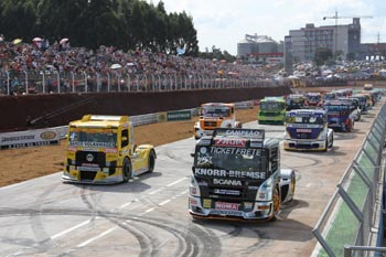 F-Truck na Argentina