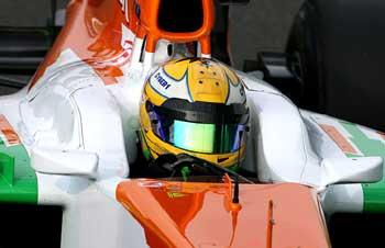Luiz Razia - Force India