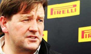 Paul Hembery - Pirelli F1