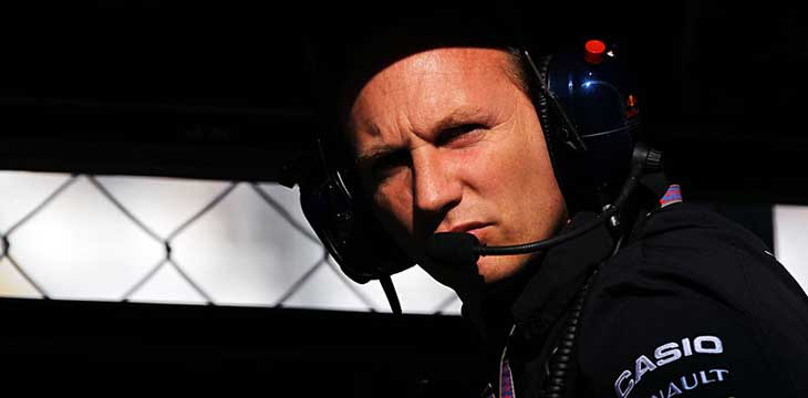 f1 Christian Horner