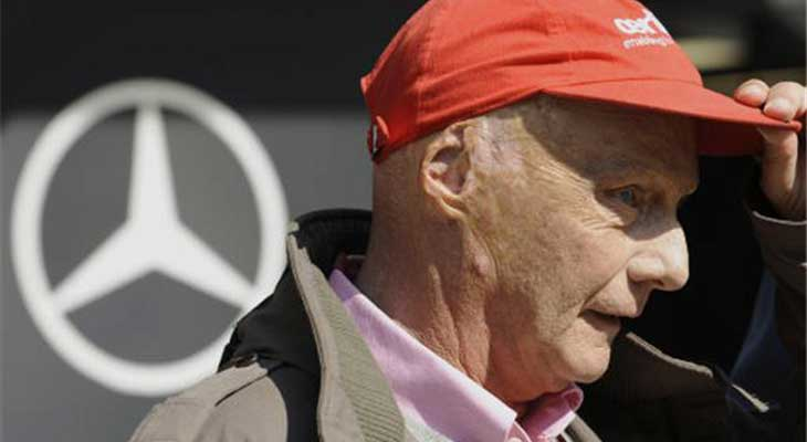F1 – Lauda usa palavrão para descrever carros de McLaren e Ferrari