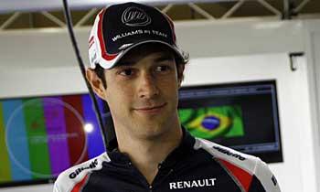 Bruno Senna - F1 2012