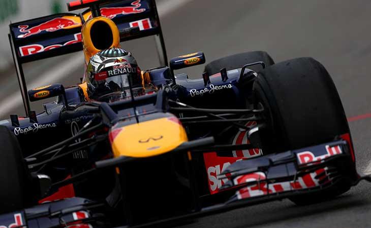 F1 – Vettel é tricampeão mundial; Button vence o GP do Brasil